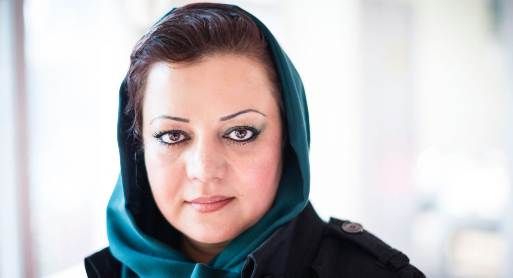 Maria Bashir is Afghanistan's only female prosecutor general.