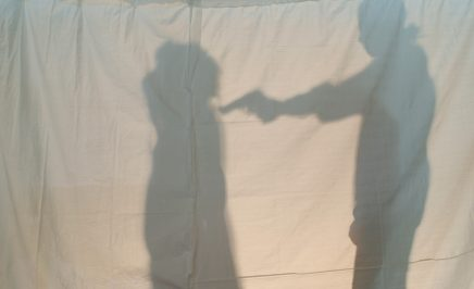 Silhouette of simulated execution