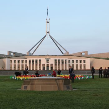 Will help fund 2 days of direct lobbying of ministers & MPs in Canberra.
