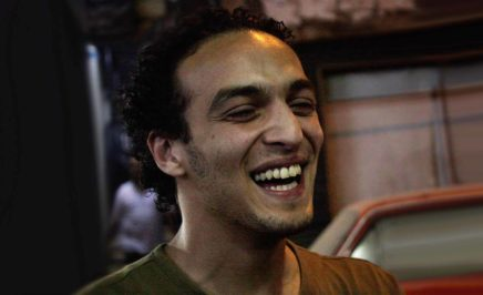 Mahmoud Abou Zeid, a photojournalist also known as Shawkan. © Private