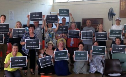 The Queensland Government has committed to a Human Rights Act!