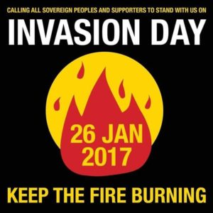 Invasion Day 2017