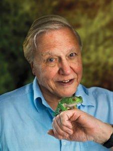 Sir David Attenborough © Flickr/Photographer unknown