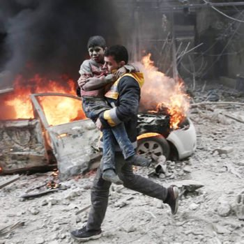 Can send researchers to war zones like Ghouta