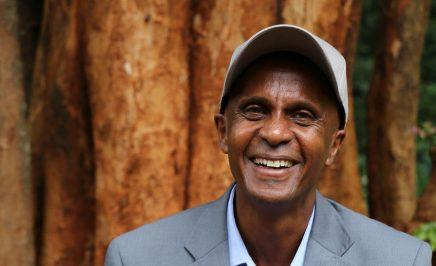 Eskinder Nega. © Sarah Mwangi