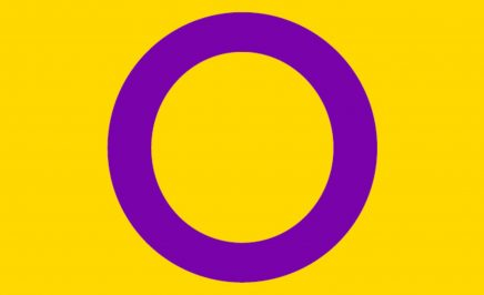 The Intersex flag.