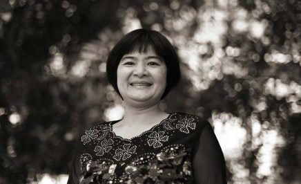 Tran Thi Nga risked her freedom for the rights of others