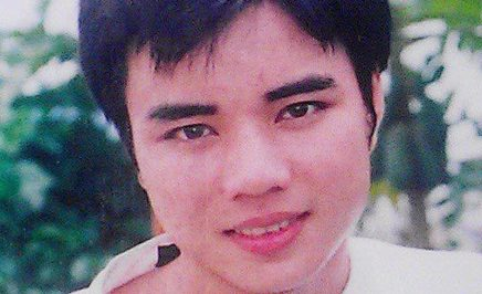 Ho Duy Hai who faces the death penalty in Vietnam following an unfair trial.