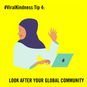 Look After Your Global Community